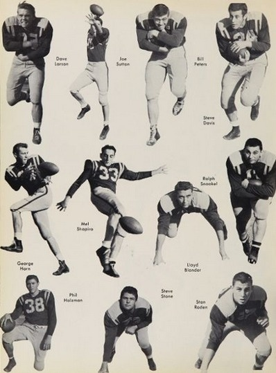 One pinner said - My honey played high school football for Chapel Hill HS, in Chapel Hill, NC 1955-1958Chapel Hill