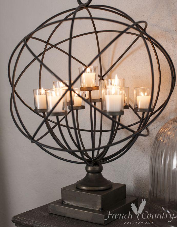 Sphere Tealight Candleholder In stock now