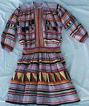 1920 Seminole Man's Long Shirt Photo Credit: Deborah Green
