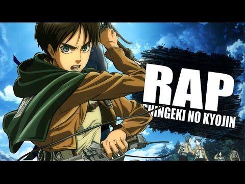 RAP DE SHINGEKI NO KYOJIN - Eren Jaeger | Briox MC - YouTube
