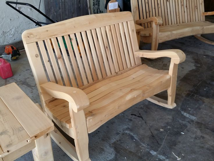 Rockerman Of Texas In Weatherford, TX Rockerman Of Texas Produces The  Finest Hand Crafted Texas Furniture... Our Western Cedar Rockers, Benches,  Chairs, ...