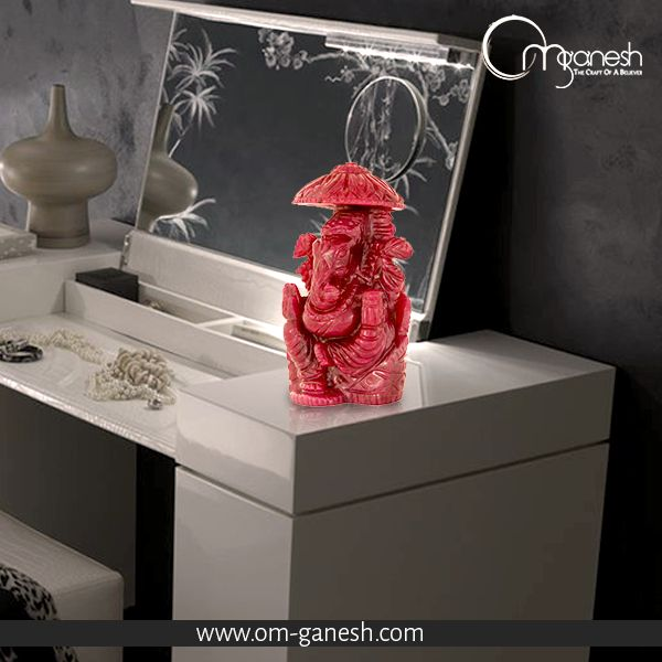 A figure of protection, an idol of guidance; Ganesh will always be with you. http://bit.ly/1PwOrfX