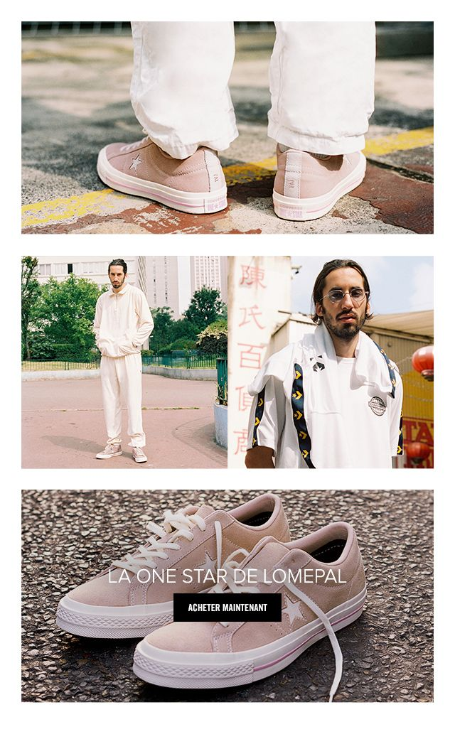 Converse Lomepal One star