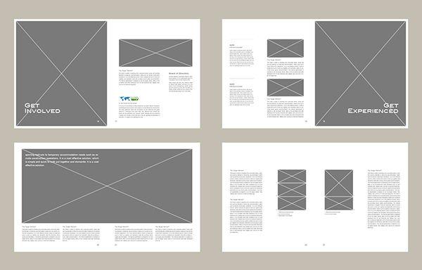 Hotel Planning Brochure Layout on Behance                                                                                                                                                     Mehr
