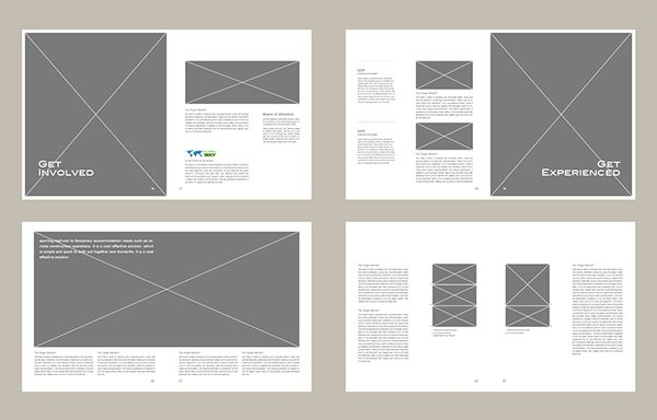 Hotel Planning Brochure Layout on Behance                                                                                                                                                     Mehr