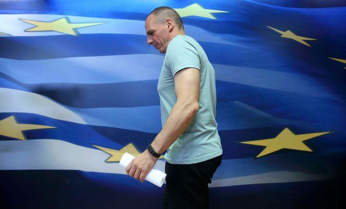 Yanis Varoufakis Abruptly Resigns as Greek Finance Minister - The New York Times