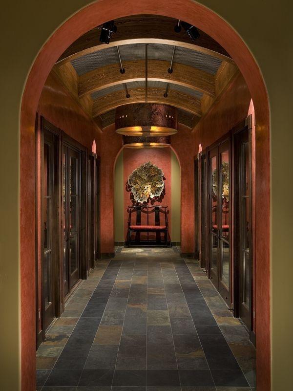 Entry Debra May Himes Interior Design Scottsdale Arizona