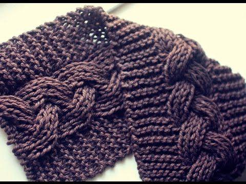 Een kabel breien is leuk en dat kan iedereen! Eenvoudig te gebruiken in allerlei patronen. In deze tutorial maak ik een kabel m.b.v. 4 pinnen. (links naar re...