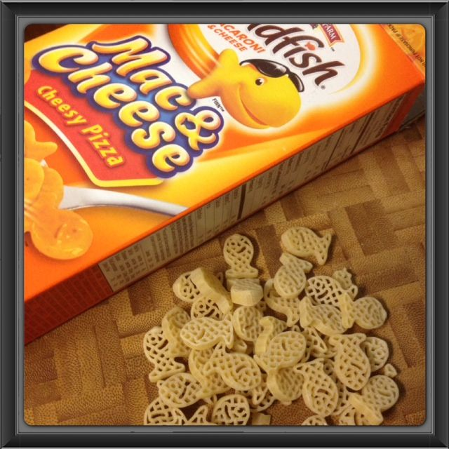 Introducing NEW Pepperidge Farm Goldfish® Mac & Cheese prize pack #giveaway