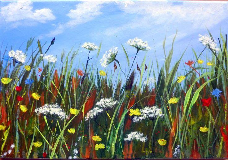 Se Maleriet sommertid i galleriet på MyArtSpace.dk