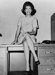 Helen Gurley Brown (February 18, 1922 – August 13, 2012) was an American author, publisher, and businesswoman. She was editor-in-chief of Cosmopolitan