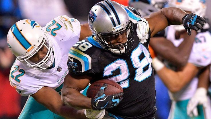 Jonathan Stewart bounces back after nightmare game the week before