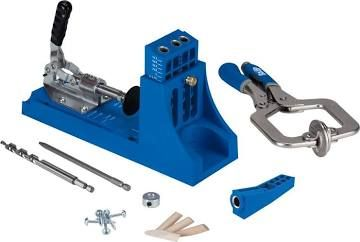 Kreg K4 Pocket-Hole System with Free Clamp and Mini Jig