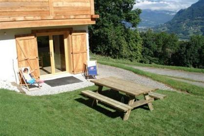 Chalet Frankrijk | Cote d'Azur | Evasion Mont Blanc | Ruim Chalet in wintersportgebied Evasion Mont Blanc voor 8 personen.