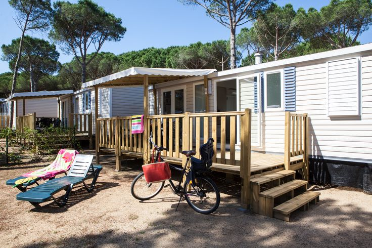Sandaya Mobile Home 3 rooms accommodation for 6/7 persons