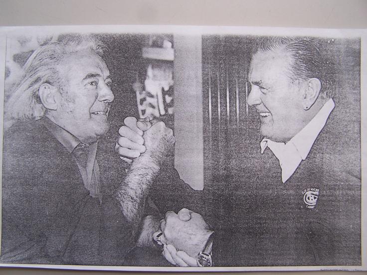 Maurice & Félix Leclerc