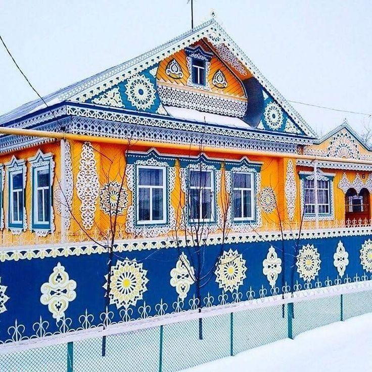 татарский дом рисунок джеффри могут