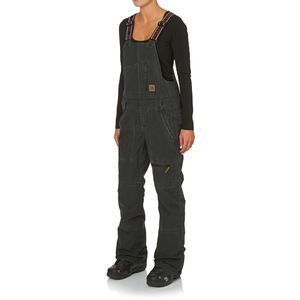 Oakley Snow Pants - Oakley Rio Bib Overall Snow Pants - Jet Black