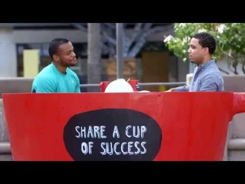 Share a Cup of Success | The Success Series  #GoodToKnow another Ahhhmazing video from #SoulPancake