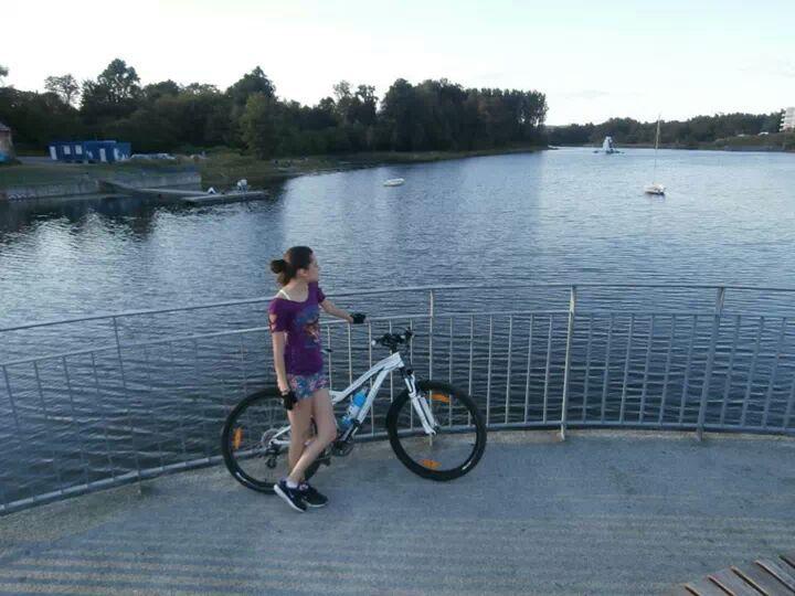 My hometown is amazing: local lake - Zalew Kielce