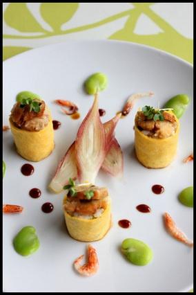 ちょっとのうなぎで卵ロール寿司!|レシピブログ