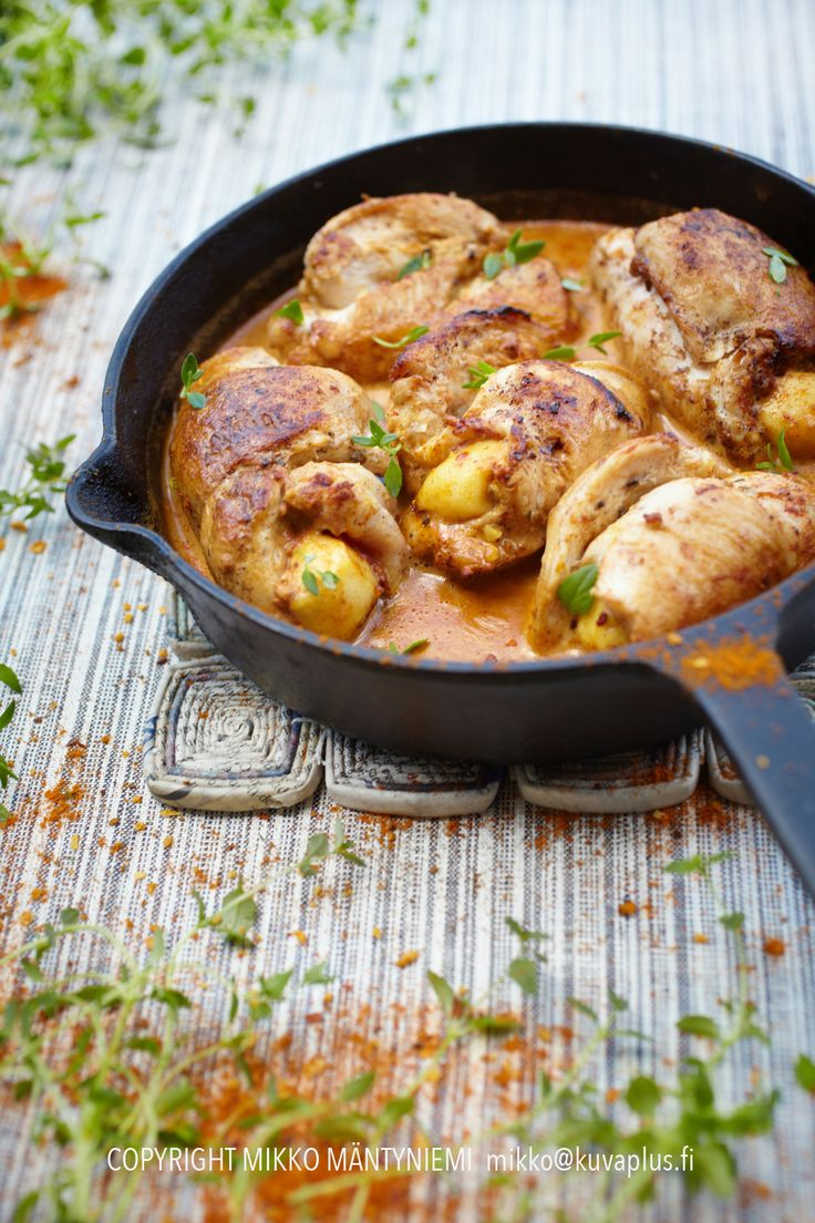 Chicken roll. Broilerikäärö.