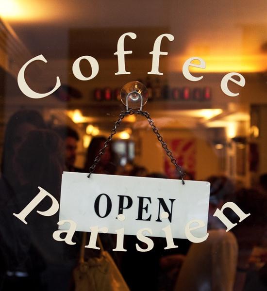 Coffee parisien paris restaurant