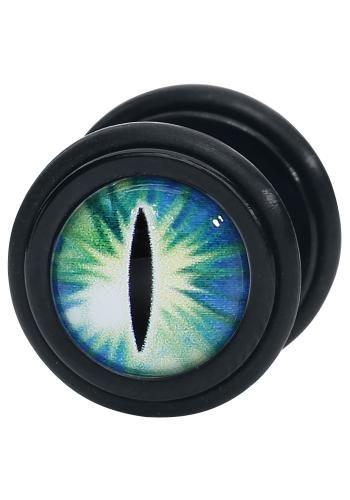 Green Dragon Eye - Fake Plug Set von Wildcat