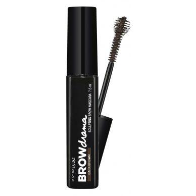 Maybelline Brow Drama mascara do brwi Dark Brown 7,6ml  http://www.perfumesco.pl/maybelline-brow-drama-(w)-mascara-do-brwi-dark-brown-7-6ml