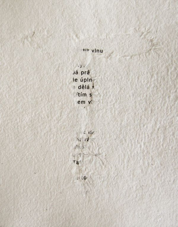 Artists books by Darina Lepisova, via Behance