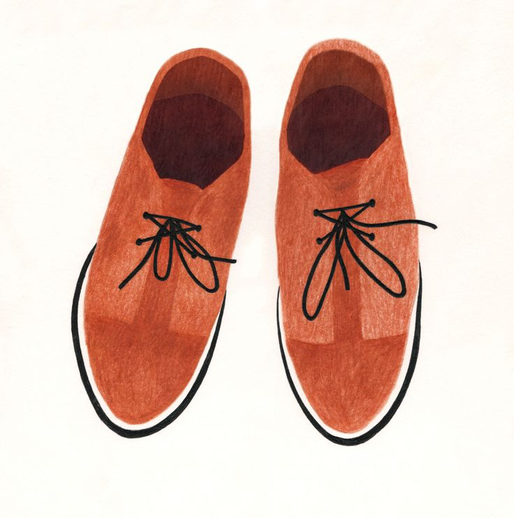 shoes, male, design, collage, drawing, simple, illustration