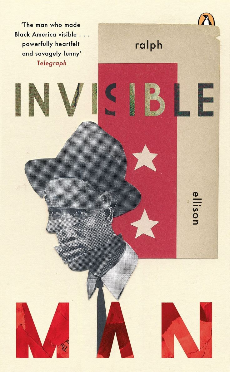 <i>Invisible Man</i> by Ralph Ellison