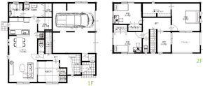 暮らしにプラスワンの楽しみを演出するインナーガレージ&バルコニーの家   お客様の声   三重で低価格で高品質な新築を建てるなら注文住宅のトレジャーホーム