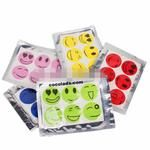 1 Set 6pcs Mosquito Repellent Patch Smiling Face