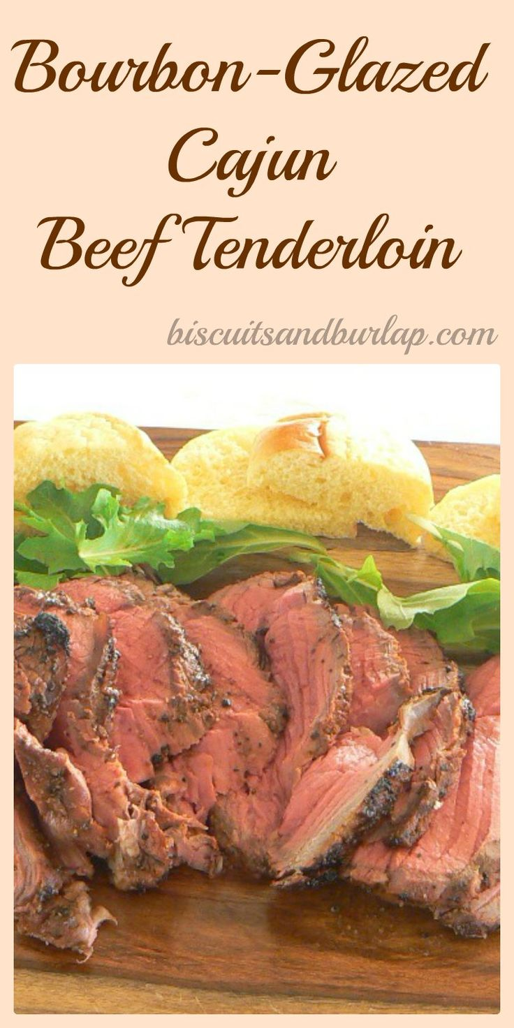 This Beef Tenderloin is our favorite, and we've made a lot! Great as a roast for company or made into sliders for appetizers. Click over for the recipe.