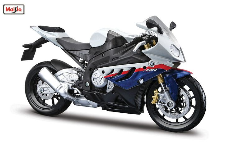 Maisto 1:12 S1000RR MOTORCYCLE BIKE Model NEW IN BOX FREE SHIPPING