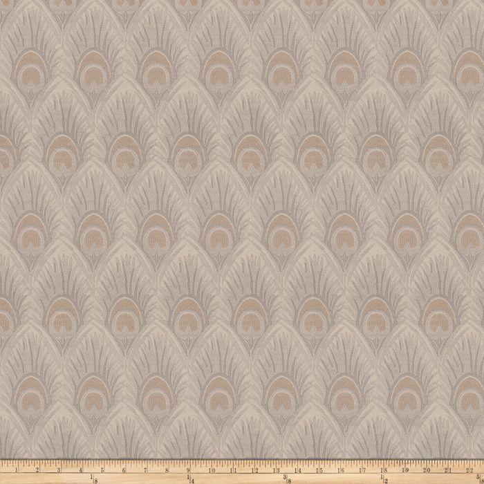 Vern Yip Bargello Natural Fabric