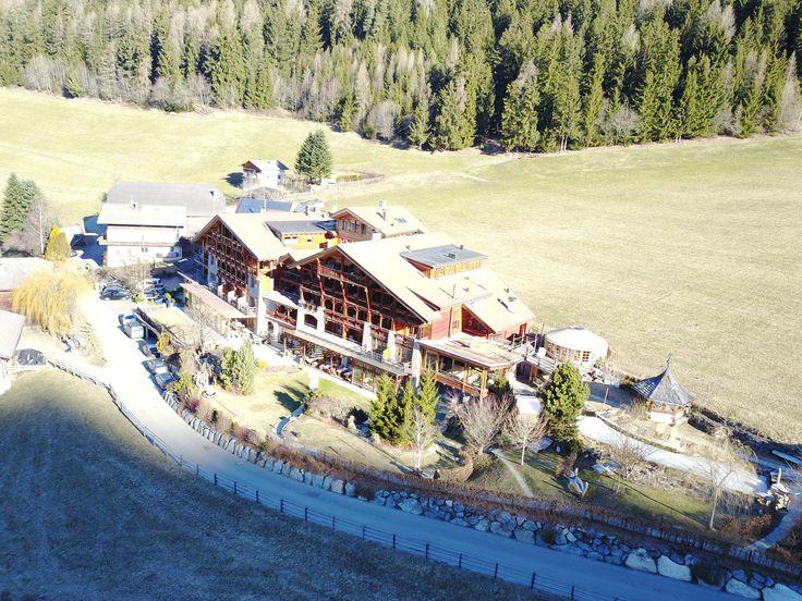 Wellness Urlaub in Südtirol – Naturhotel Lüsnerhof