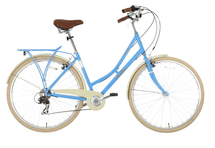 The Pendleton Somerby Hybrid Bike wouldn`t look out of place in a 1940s period piece.