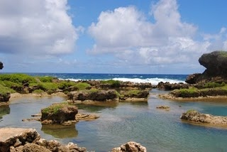 Inrajan Pools in Guam!