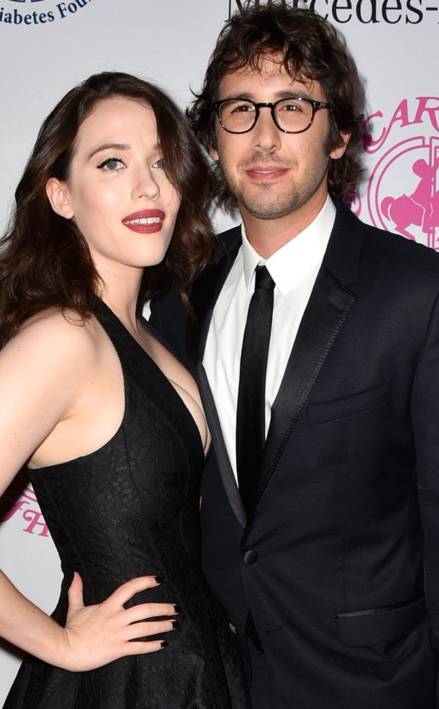 Kat Dennings and Josh Groban Are Dating! | E! Online Mobile love them both. I wish them luck and much happiness.