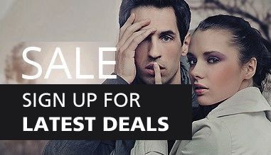 SIGN-UP FOR DEALS