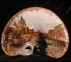 "M05 Mask Venice ""Canal Grande"""