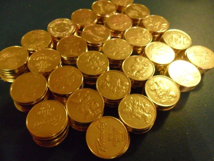 how to make copper coins shiny