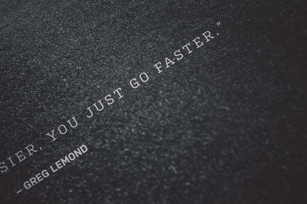 "Isadore Apparel - ""It never gets easier, you just go faster."" - Greg LeMond  #isadoreapparel #roadisthewayoflife #cyclingmemories"