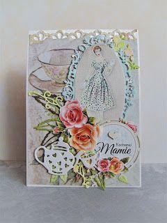 Moje biurko: Kochanej Mamie