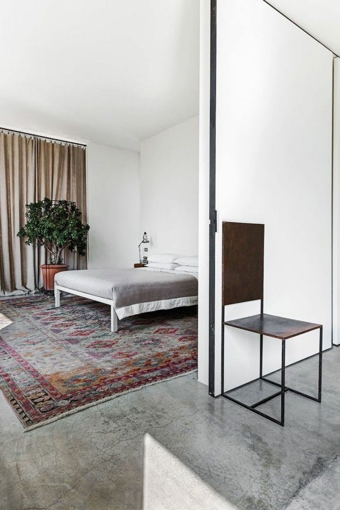 1034 best Interieur images on Pinterest Console, Console tables - schlafzimmer teppich