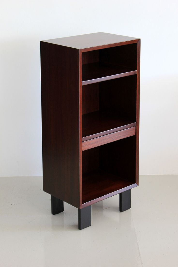 George Nelson Tall Nightstands