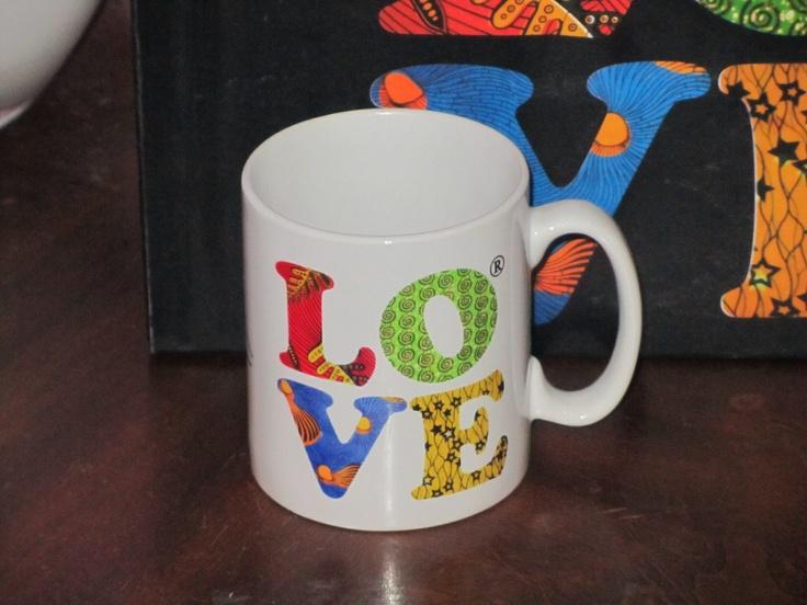 Mug - African Print: African Prints, Africans Prints