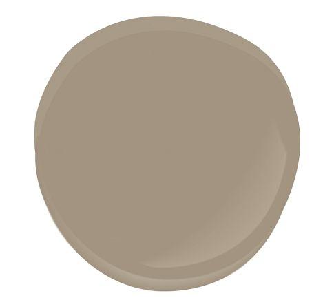 """benjamin moore """"weimaraner"""" paint, the most beautiful grey on walls"""